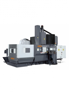 CNC DOUBLE COLUMN MACHINING CENTER